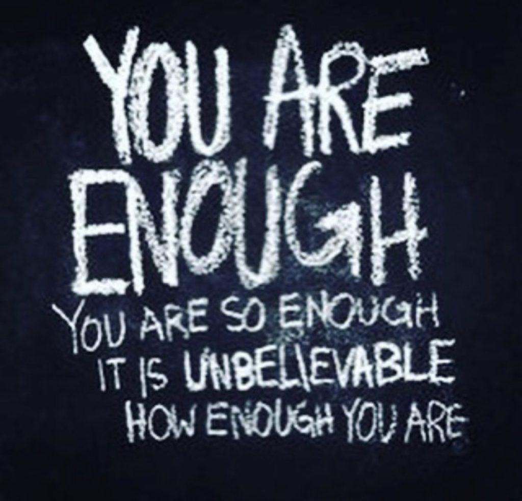 enough 1